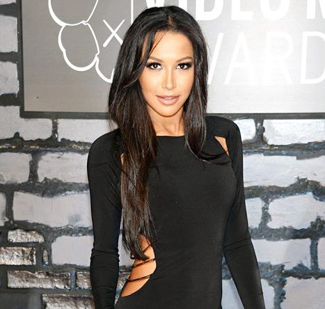 "Naya Rivera: Mood on Glee Set Is ""Terrible"" After Cory Monteith's Death"
