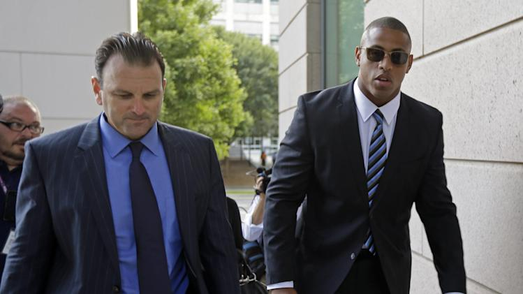 Greg Hardy's accuser says she feared for her life as he attacke…