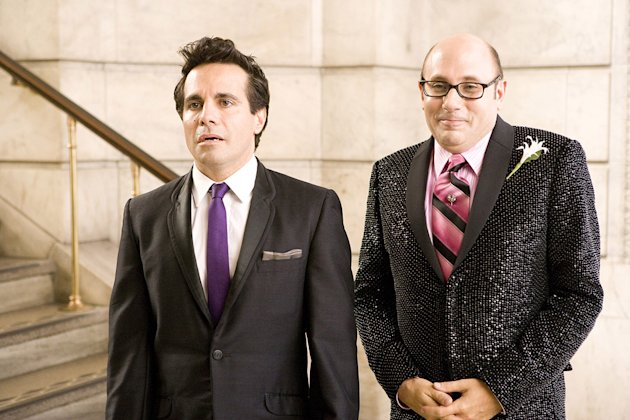 Sex and the City 2008 New Line Cinema Willie Garson Mario Cantone