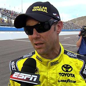 Toyota Highlight: Kenseth: 'Still one week left'