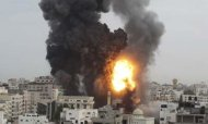 Eight People Reported Dead In Gaza Airstrikes