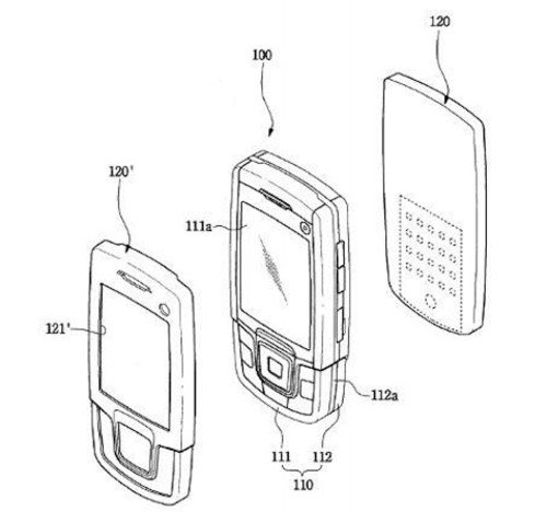 Samsung perfume emitting phone patented