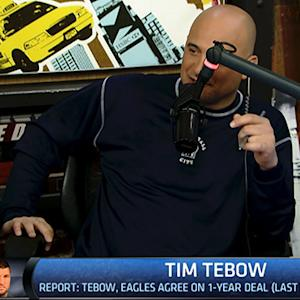 Boomer & Carton: Tim Tebow signs with Eagles