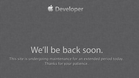 Apple Took Three Days to Tell Developers About a Site Hack
