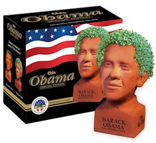Obama Chia Pet