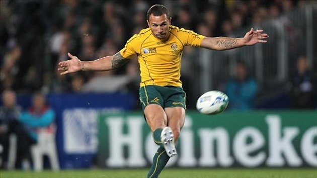 Quade Cooper (PA Photos)