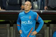 Robben blames &#39;big egos&#39; for Netherlands&#39; poor results at Euro 2012