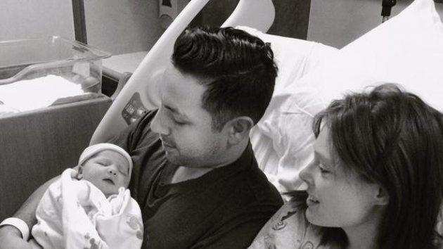 Coco Rocha and James Conran welcomed their daughter on March 28, 2015. The dad Tweeted, 'And then 2 became 3! Coco and I are so excited to be joined by our sweet baby girl, Ioni James Conran. #IoniConran' -- Instagram