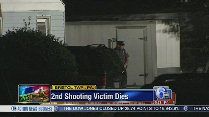 2nd victim dies after triple shooting in Bristol