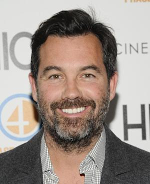 """FILE - This May 3, 2012 file photo shows Duncan Sheik at a special screening of """"Hick"""" in New York. Second Stage Theatre said Monday, July 14, 2014, it will stage the musical based on Bret Easton Ellis's 1991 novel starting in February 2015. No casting was announced. The book for the stage version was written by playwright Roberto Aguirre-Sacasa and is directed by Rupert Goold. Duncan Sheik has penned music and lyrics for more than a dozen original songs, including """"You Are What You Wear.""""(AP Photo/Evan Agostini, file)"""