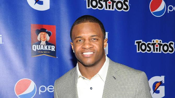 Randall Cobb of the Green Bay Packers attends at the PepsiCo Pre-Super Bowl Party, at Masquerade Night Club, on Friday, Feb. 1, 2013 in New Orleans. (Photo by Evan Agostini/Invision for PepsiCo/AP Images)
