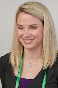 Lessons From Yahoo: 5 Steps To Ensure Working From Home Does Not Become A Burden image 300px Marissa Mayer