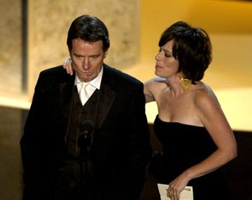 Bryan Cranston and Jane Kaczmarek