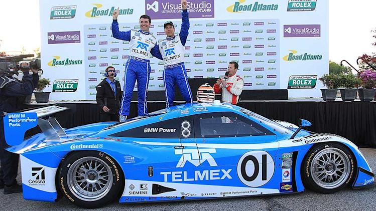 Rojas, Pruett win Grand Prix of Atlanta