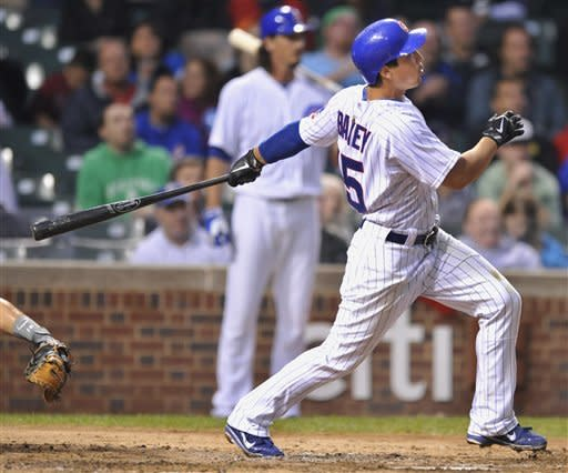 Samardzija strikes out 11, Cubs beat Astros 7-1