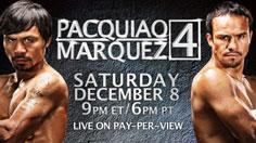 Pacquiao-Marquez 4:1st Fight