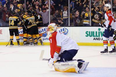 NHL scores 2015: Panthers doom themselves in Boston, Ovechkin joins history