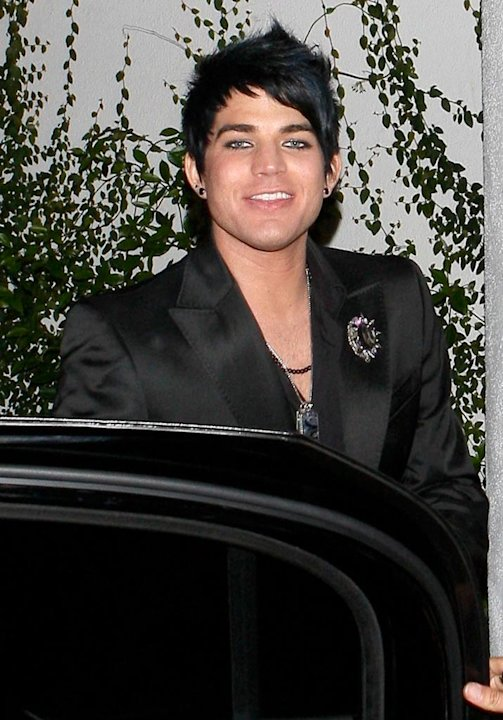 Lambert Adam Idol After Prty