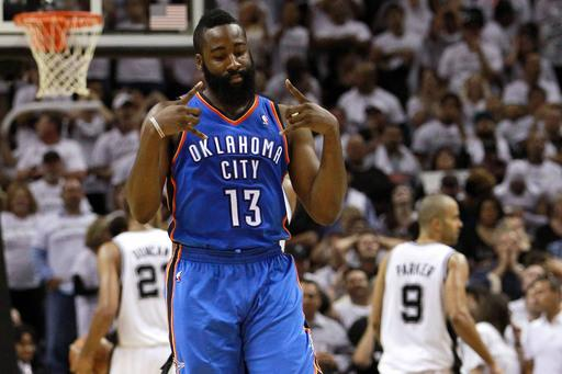 Rolling Thunder: OKC beats Spurs to take 3-2 lead