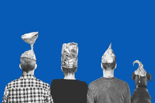 Everyone — Including You — Is a Conspiracy Theorist About Something