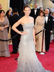 Hilary Swank will star in the TV film written by Richard Curtis