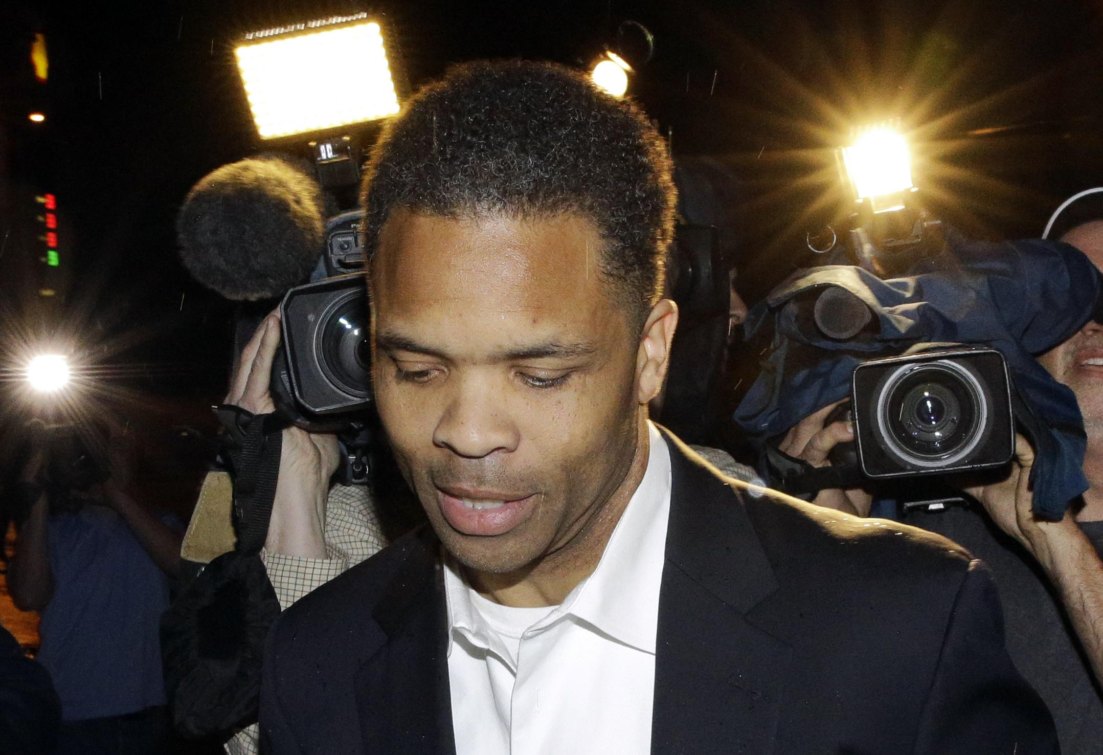 Jesse Jackson Jr. at halfway house after leaving prison