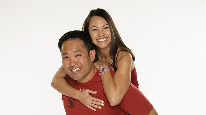 "Married teammates Joe Wang and Heidi Wang from  El Segundo, California are one of the teams on ""The Amazing Race 16."" Joe is a 42-year-old sales executive and Heidi is a 37-year-old homemaker/former business developer."