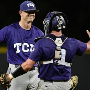 TCU Baseball Sets Up Rematch with Wolfpack