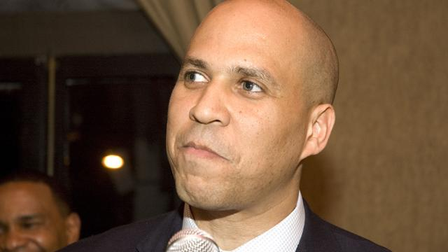 Polls Vindicate Booker's Choice To Go For Lautenberg's Seat