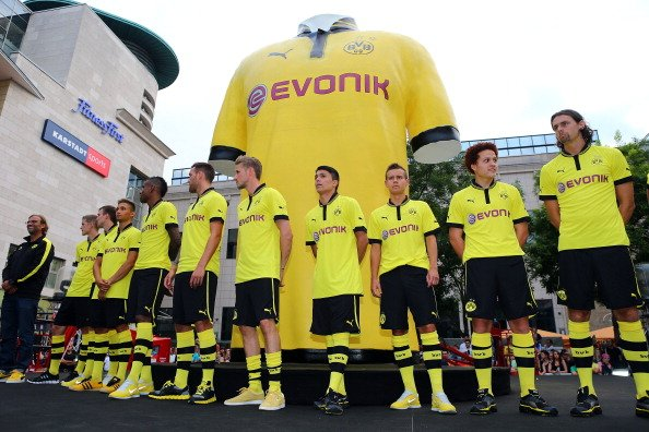 jersey dortmund