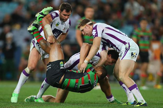 NRL Qualifying Final - Rabbitohs v Storm