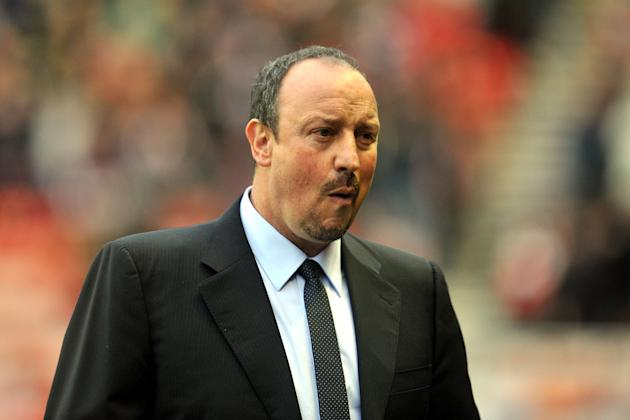 Rafael Benitez has suggested he will look to bolster Chelsea's depleted ranks in January