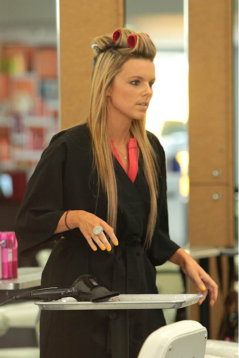 Ali Fedotowsky Hair Salon