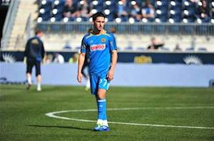 Union's Pfeffer loaned to Hoffenheim for the year