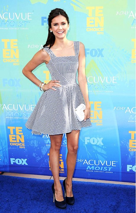 Nina Dobrev Teen Choice Awards