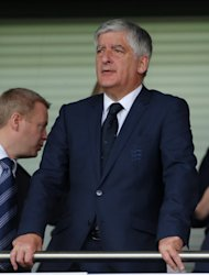 FA chairman David Bernstein said the opening of the centre will be a momentous occasion