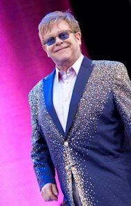 Sir Elton John via WireImage