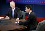 Vice President Joe Biden and Paul Ryan | Photo Credits: Rick Wilking-Pool/Getty Images