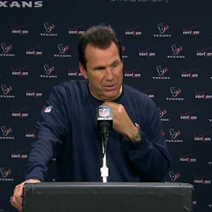 Texans postgame press conference