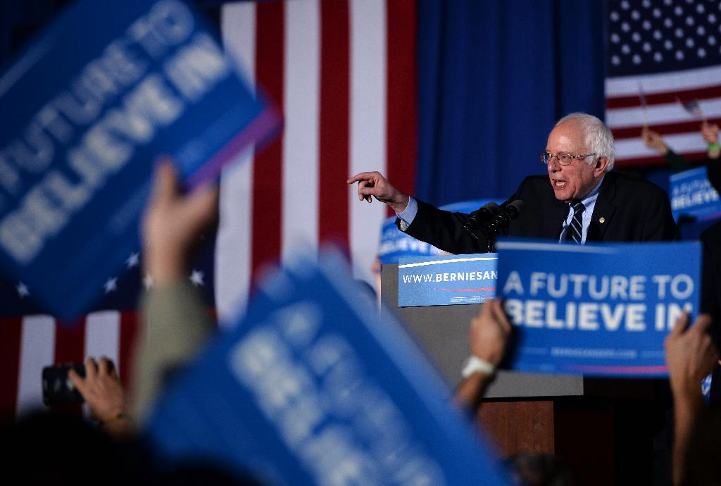 Trump, Sanders win big in New Hampshire