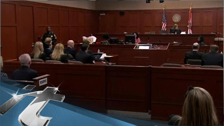 America Breaking News: Florida Jury Has Question for Judge About Manslaughter Charge