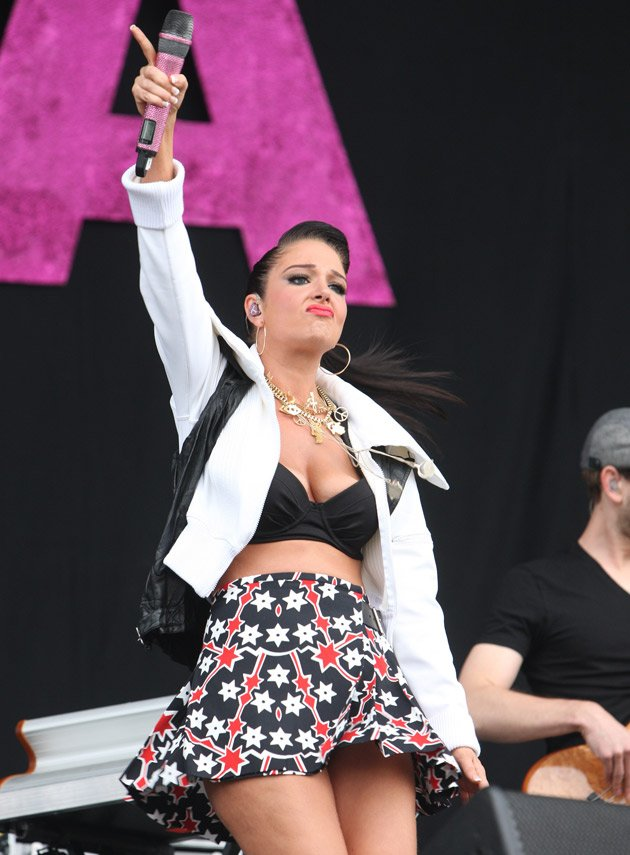 Tulisa, Wireless