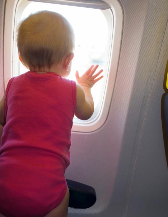 The Best Way to Travel With Kids, According to Flight Attendants