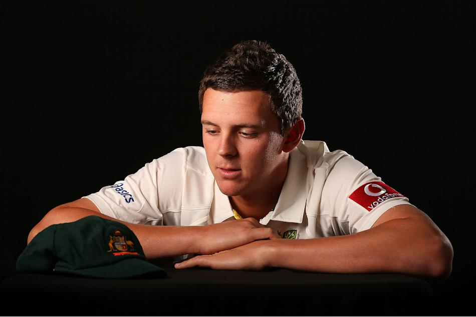 Australian Test Squad Portrait Session