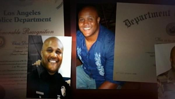 Dorner news: Charred remains found in cabin near ex-LA cop hideout