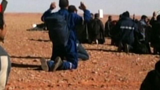 Algeria Hostage Crisis: Tape of Terrorists Emerges