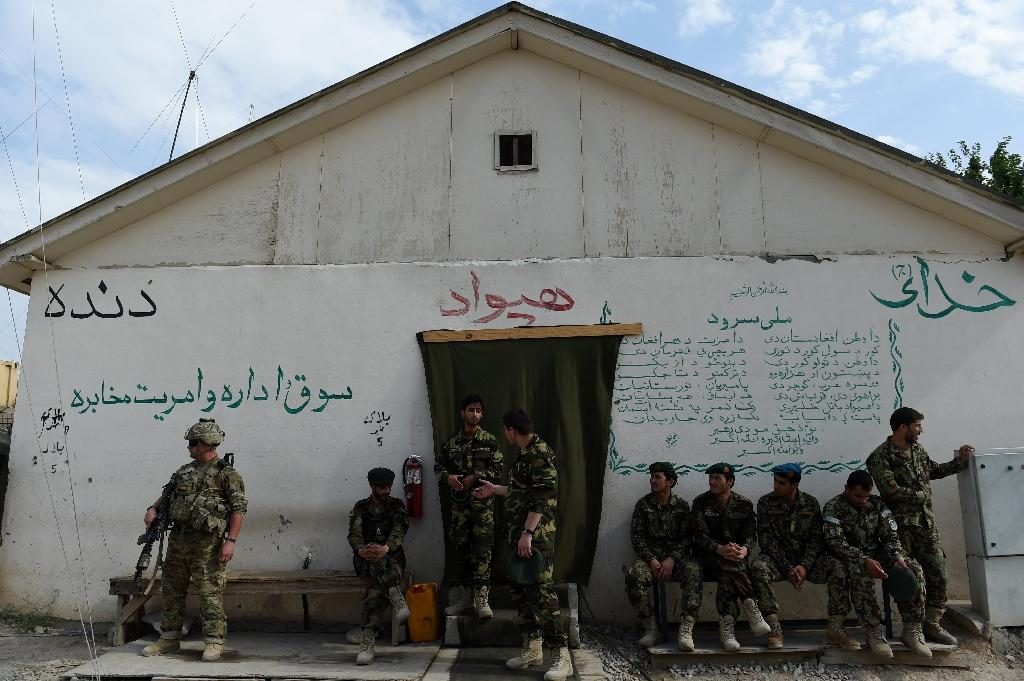 US withdrawal will hurt Afghan troop training: general