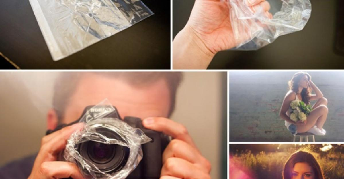 15 DIY Photography Hacks