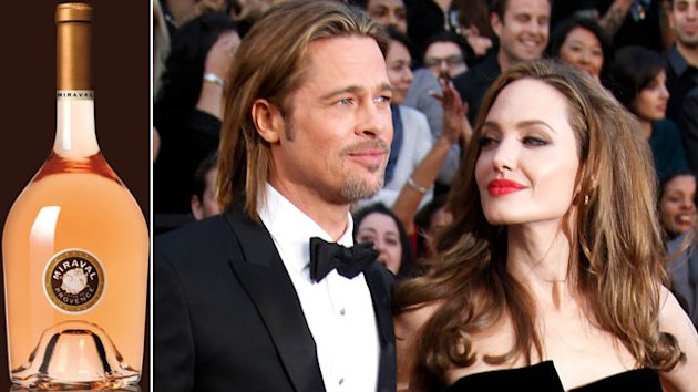 Brad Pitt, Angelina Jolie Wine Sells Out (ABC News)