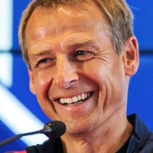 USMNT head coach Jurgen Klinsmann speaks about Ukraine roster selection